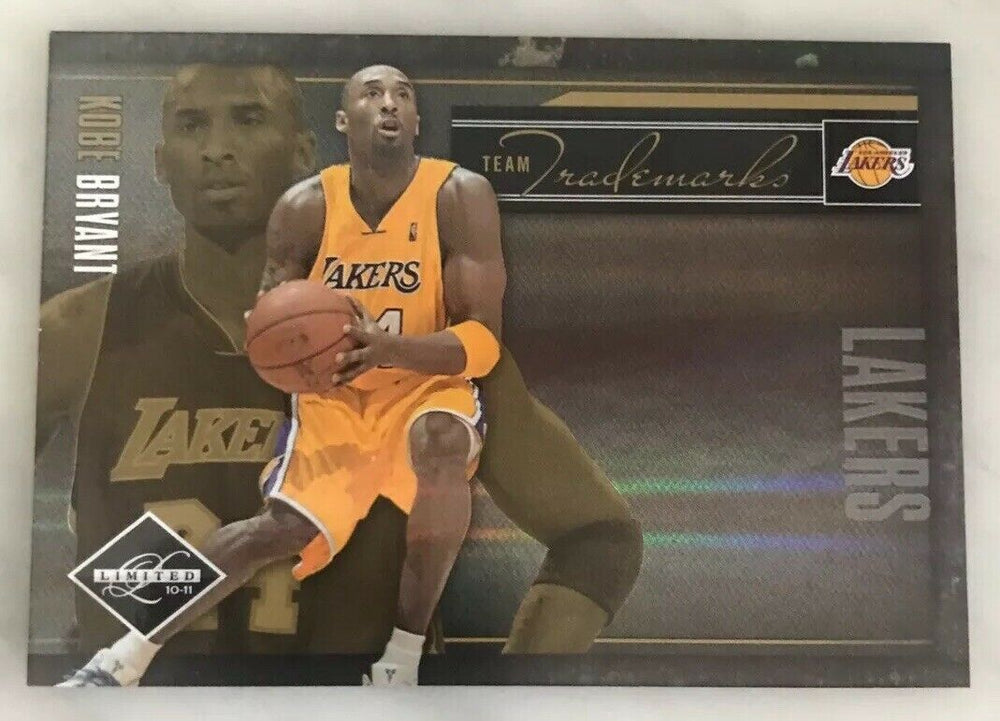 Kobe Bryant 2010 2011 Panini Limited serial #51/149 Basketball Series Mint Card #24