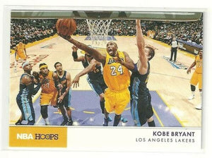 Kobe Bryant 2012 2013 Hoops Action Photos Basketball Series Mint #1