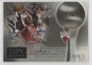 Michael Jordan 2005-06 Upper Deck ESPN ESPY Award Winners Basketball Series Mint Card #ESPY-MJ2