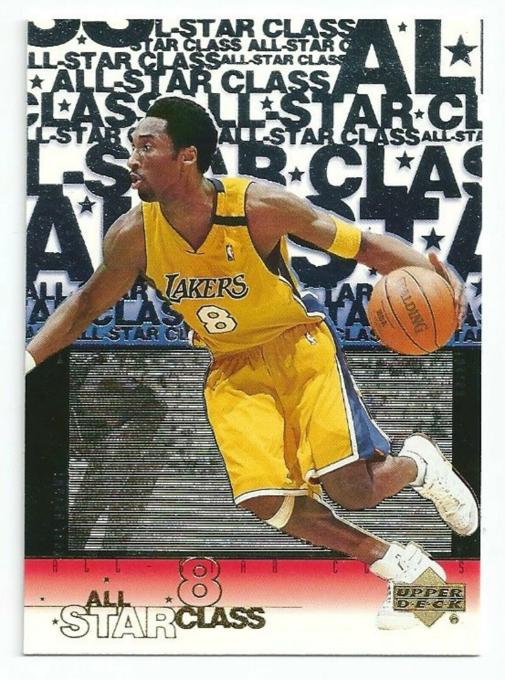 Kobe Bryant 2000 2001 Upper Deck All Star Class Basketball Series Mint #AS5