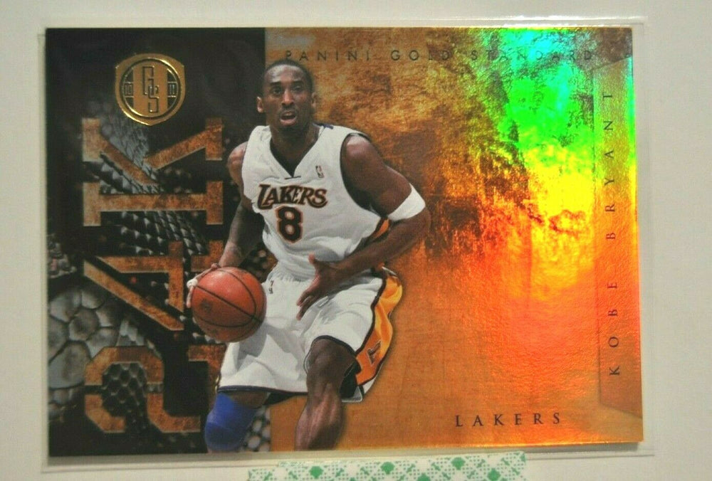 Kobe Bryant 2011 2012 Panini Gold Standard Serial #230/299 Basketball Series Mint Card #9