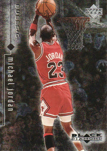 Michael Jordan 1998-99 Upper Deck Black Diamond Basketball Series Mint Card #7