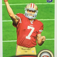 Colin Kaepernick 2011 Topps Series Mint Rookie Card #413