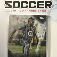 Minnesota United 2019 Topps Factory Sealed Team Set