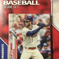 National League All Star Standouts 2020 Topps Factory Sealed 17 Card Team Set
