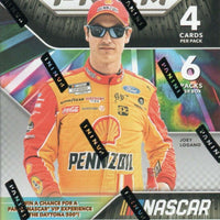 2020 Panini PRIZM Series NASCAR Blaster Box with EXCLUSIVE Blue Hyper Prizms