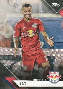 New York Red Bulls 2019 Topps Factory Sealed Team Set