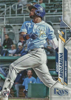 2020 Topps Traded Baseball Updates and Highlights Series Set featuring Randy Arozarena Rookie plus Stars and Hall of Famers