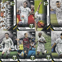 Portland Timbers 2019 Topps Factory Sealed Team Set
