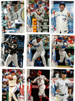 2020 Topps Baseball RETAIL Edition Factory Sealed Set with 5 EXCLUSIVE Rookie Variation Cards