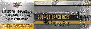 2019 2020 Upper Deck Series One Factory Sealed Unopened Tin