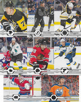 2019 2020 Upper Deck Hockey Series Two Base Set