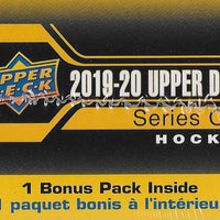 2019 2020 Upper Deck Series One Blaster Box