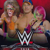 2018 Topps WWE Wrestling Box with One GUARANTEED Relic Card