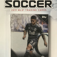 Vancouver Whitecaps 2019 Topps Factory Sealed Team Set