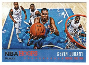 Kevin Durant 2013 2014 Hoops Above the Rim Basketball Series Mint Card #10