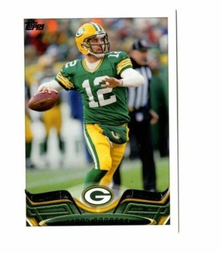 Aaron Rodgers 2013 Topps Mint Card #300