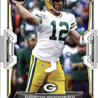 Aaron Rodgers 2015 Bowman Mint Card #46
