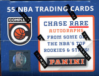 2015 2016 Panini COMPLETE NBA Blaster Box Packs Try for Rare Kobe Bryant Autograph  Limit 5 Per Customer