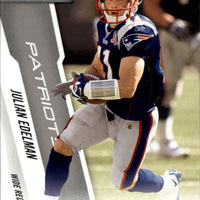 Julian Edelman 2010 Prestige Series Mint Rookie Card #115