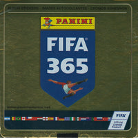 FIFA 365 Panini SOCCER 2015 Sticker Collection Box (350 Stickers)