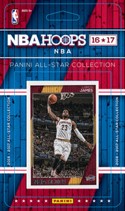2016 2017 NBA Super Star Collection Factory Sealed Team Set