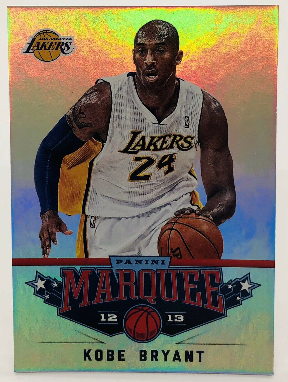 Kobe Bryant 2012 2013 Panini Marquee Basketball Series Mint Card #1