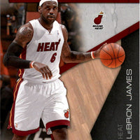 LeBron James 2010 2011 Panini Threads Century Stars Basketball Series Mint Card #19
