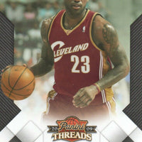 LeBron James  2009 2010 Panini Threads Basketball Series Mint Card #1