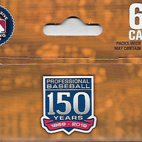 2019 Topps UPDATE Series Baseball Factory Sealed 8 Box Hanger Case
