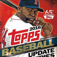 2016 Topps Baseball Series 1 Sealed 16 Blaster Box CASE