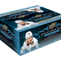 2018 2019 Upper Deck Series Two Factory Sealed Unopened Retail Box