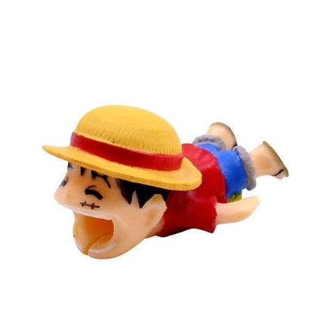 Protège Câble Manga Monkey D. Luffy