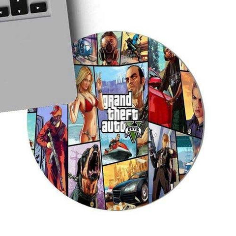 Tapis de Souris Grand Theft Auto V