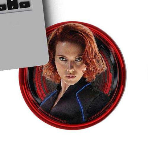 Tapis de Souris Black Widow