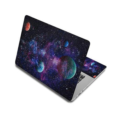Stickers Ordinateur Portable Cosmos