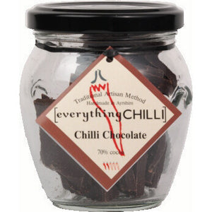 Chilli Chocolate Pieces