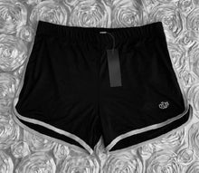 Load image into Gallery viewer, ROTM Women's Black and White Shorts