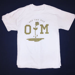 Rotm White & Gray T-shirt