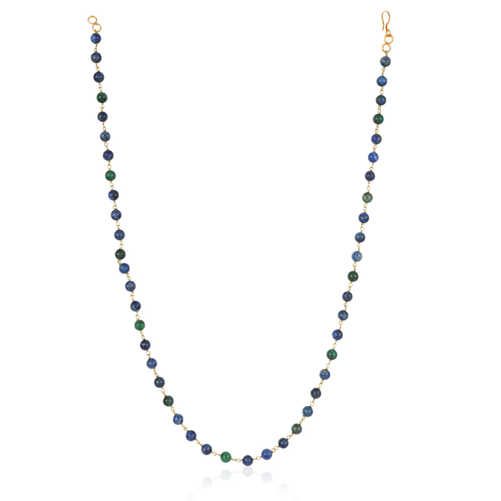 Gold Plated Tarana Lapis String