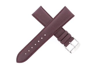 21mm Leather Texture Wine