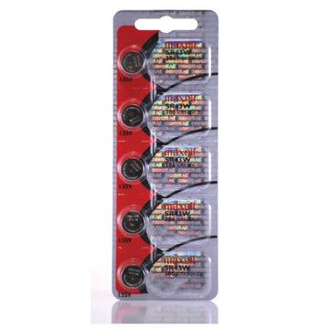 386 Maxell Watch Battery SR43W - IEC: SR1142W
