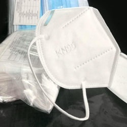 KN95 Protective Mask - Dispsosible - 10 Pack