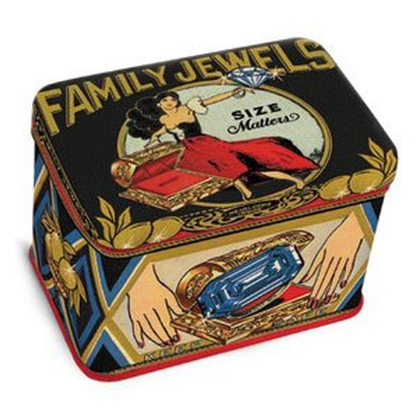 Family Jewels Treasure Box
