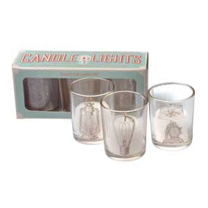 Candle Lights-Candle Holder Set