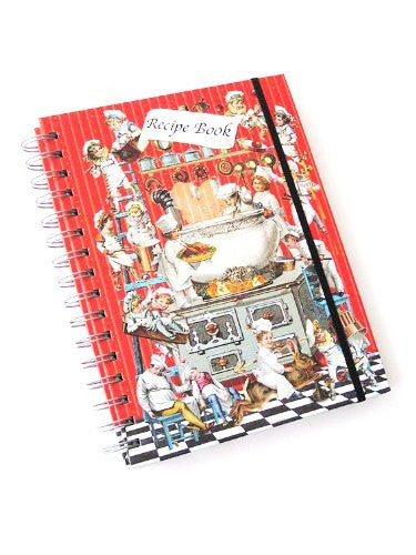 Chef's Surprise Recipe Book