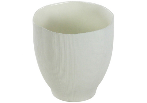 Agora Bone China Vase - Large