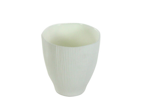 Agora Bone China Vase - Medium