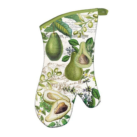 Avocado Oven Mitt