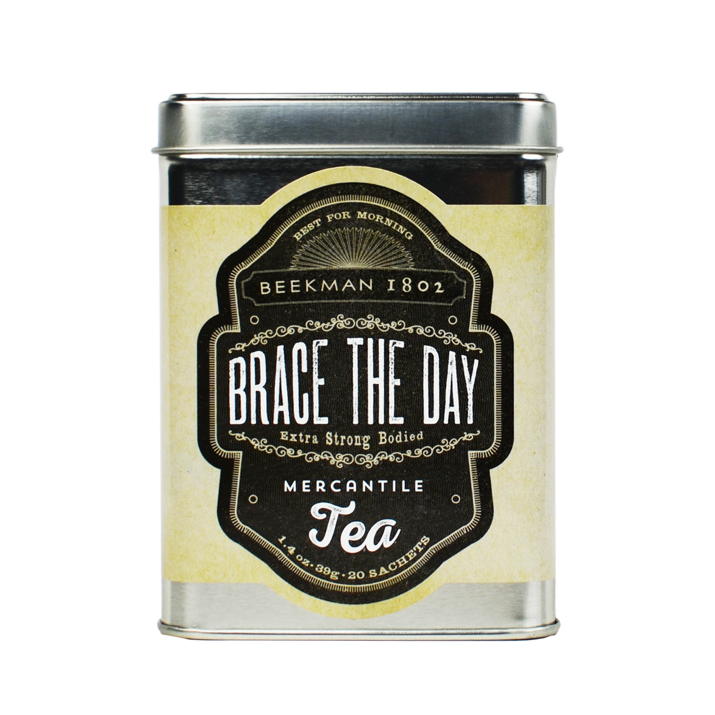 Brace the Day Tea